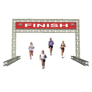 Finish Line Truss