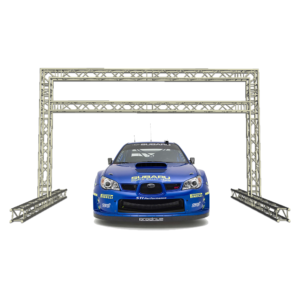 Podium Truss Finish Line