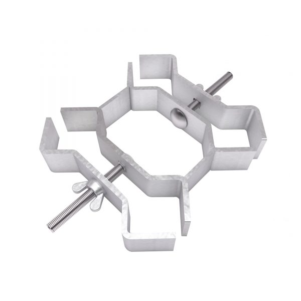 Alustage SCD46 Stage Leg 4 Way Clamp