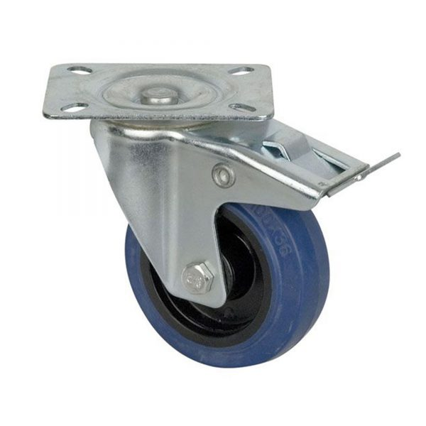 DAP ODIN blue-wheel-swivel-brake