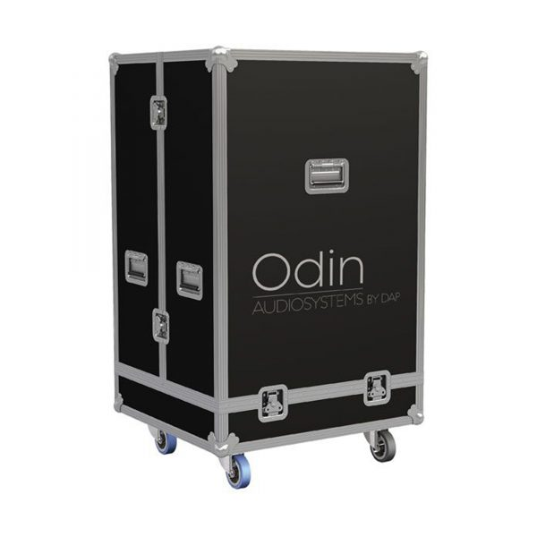 DAP ODIN Dual 218 Subwoofer Roadcase