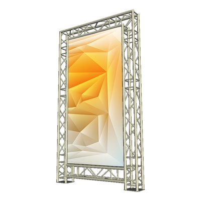 Truss Display Banner Stand