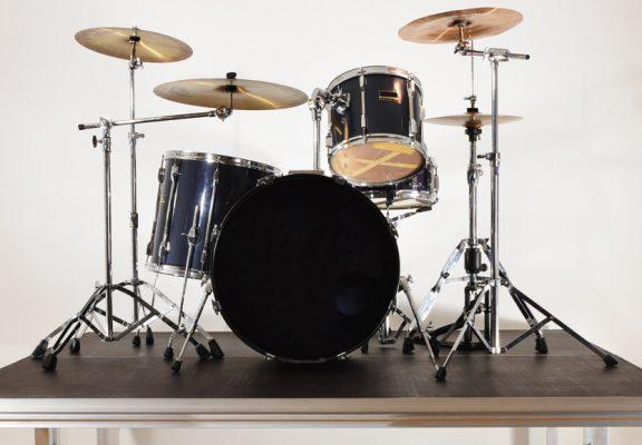 Stage Deck Drum Riser Platform