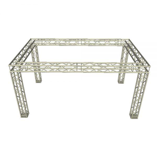 3x4m Truss Display Stand
