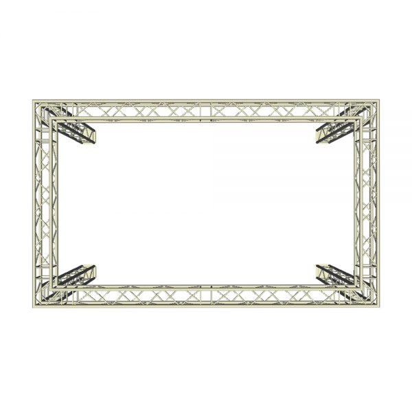 3m x 4m Box Truss Display