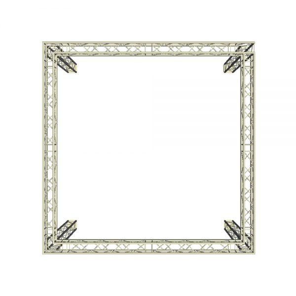 4m x 4m Box Truss Display