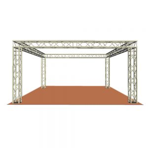 Large Truss Booth Display Stand