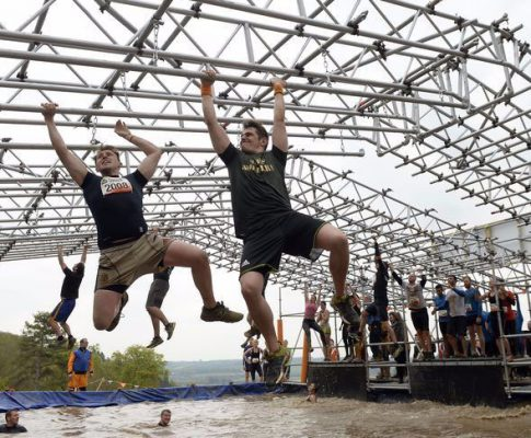 Tough Mud Assault Course