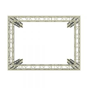 Box Truss Rectangle Display