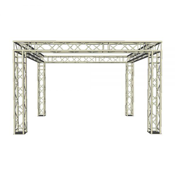 Truss Display Stand 3x2.5x2.5m