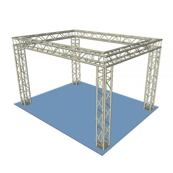 Box Truss System 3x2.5x2.5m