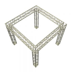 Square Truss Display Stand