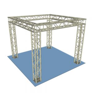 Box Truss Display System 3m x 3m