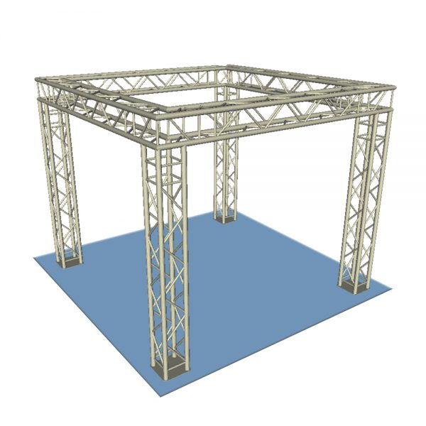 Box Truss Display System 3m x 3m
