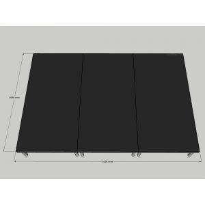 Stage Deck System 3x2m