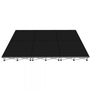 Portable Stage Package 3x2m x20cm