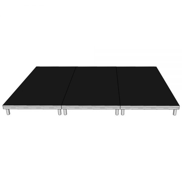 Stage Deck Package 3x2m x 200mm