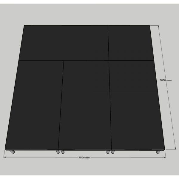 Stage Deck System 3x3m