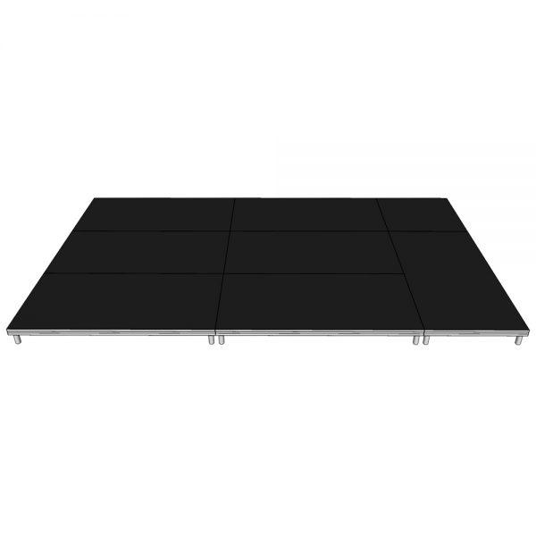 Stage Deck System 5x3m x 200mm