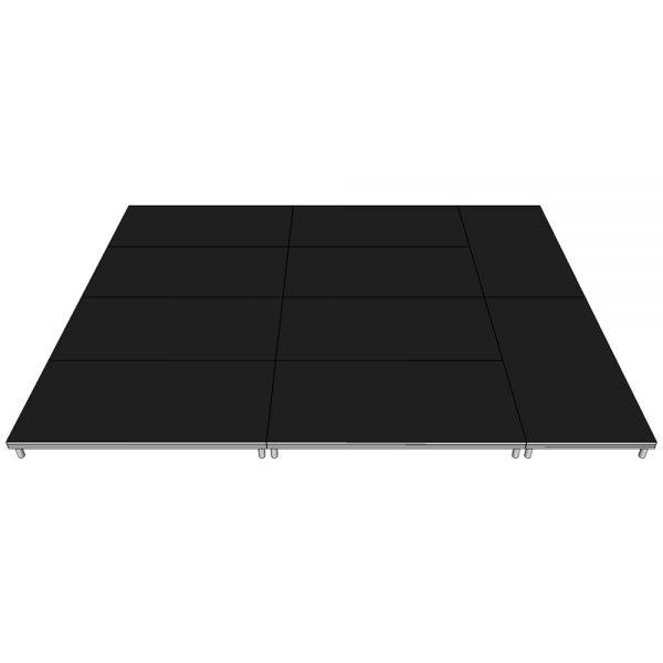 Stage Deck System 5m x 4m x 200mm
