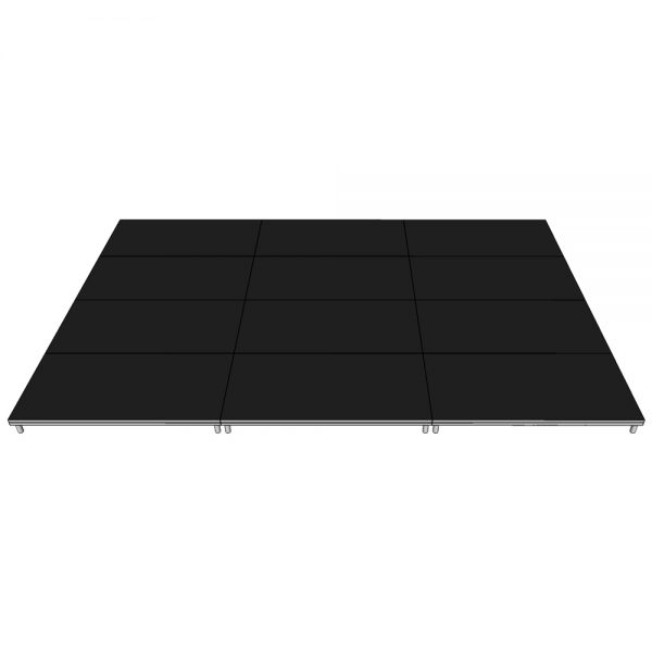 Stage Deck Package 6x4m x 200mm
