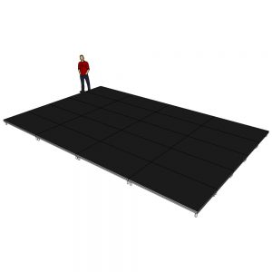Stage Deck System 8m x 5m x 200mm