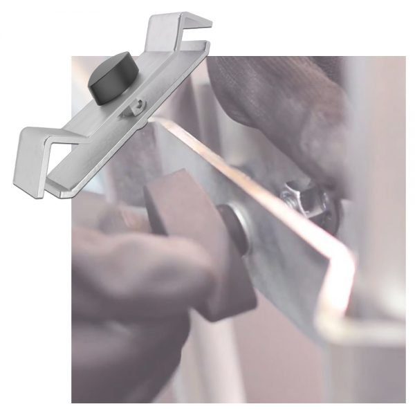 SCD18 Safety Rail Clamp