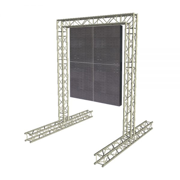 3m x 4m LED Video Wall Truss