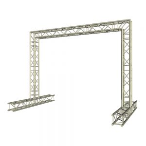 4m x 3m Video Panel Support