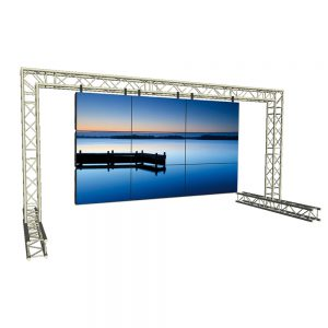 6m x 3m Video Wall Truss Structure