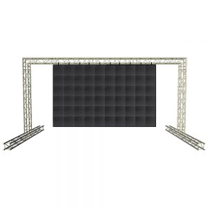 8m x 4m Video Wall Truss