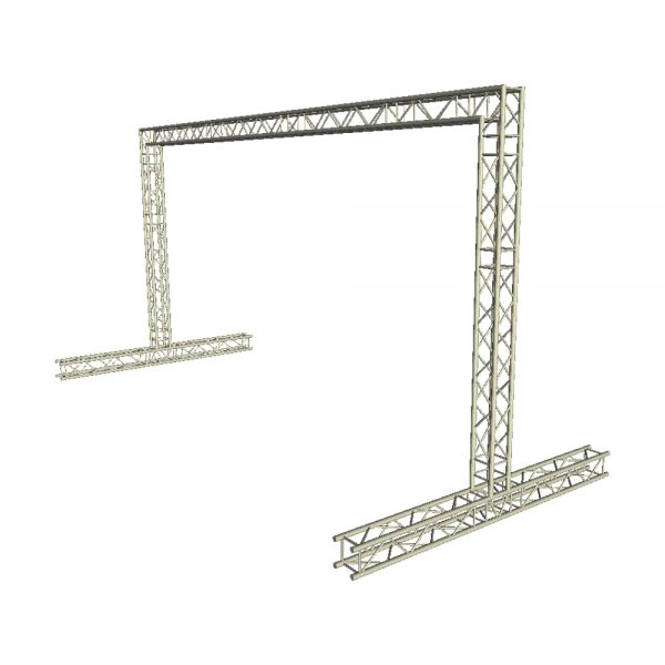 8x4m Truss for Video Wall