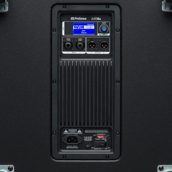 Presonus AIR series 18s sub