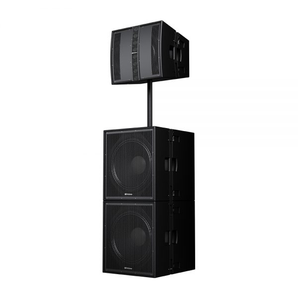 PreSonus CDL18S Dual Ground Stack