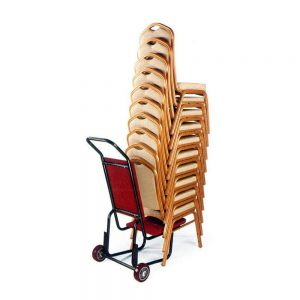 Economy Stacking Chair Trolley