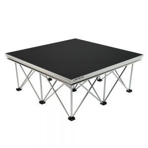 Alustage Spider 1x1m Portable Stage