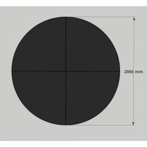 Circular Stage Deck 2m Diameter