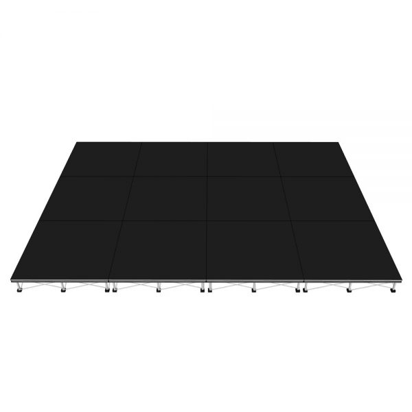 Portable Stage 4x3m x 200mm
