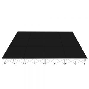 Portable Stage 4x3m x 400mm