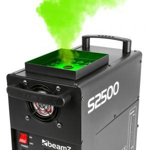 Stage Effects Smoke Machines Beamz S2500