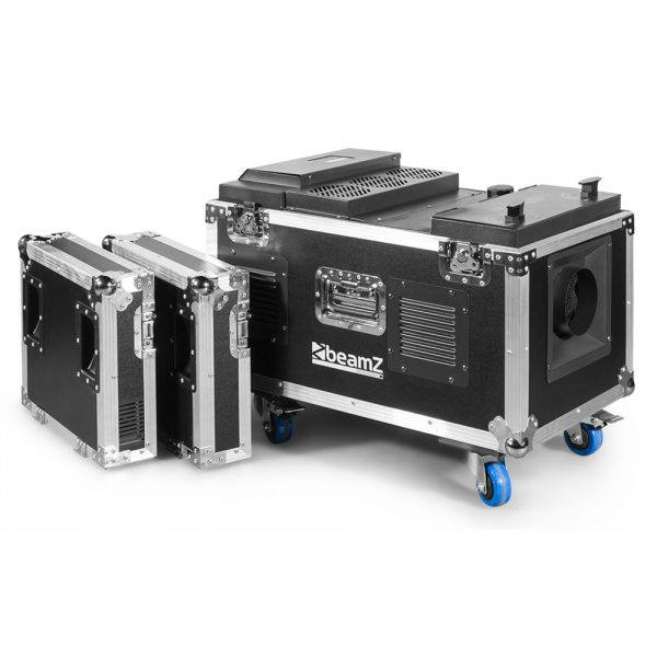 Stage Effects Low Fog Machines Beamz LF3000