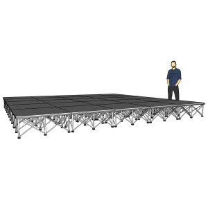 stage risers