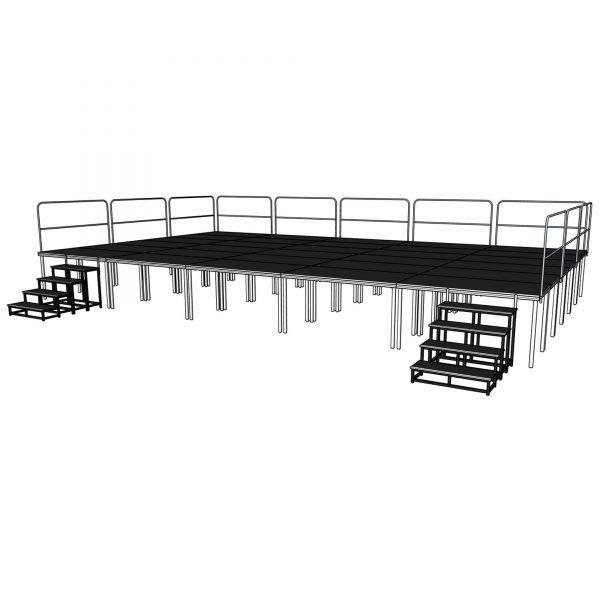 stage platform