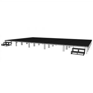 portable stage platforms