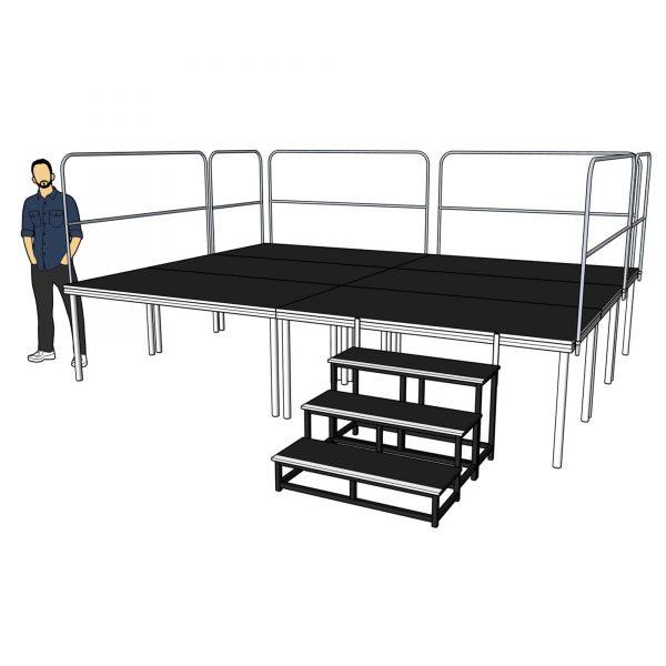 portable platform