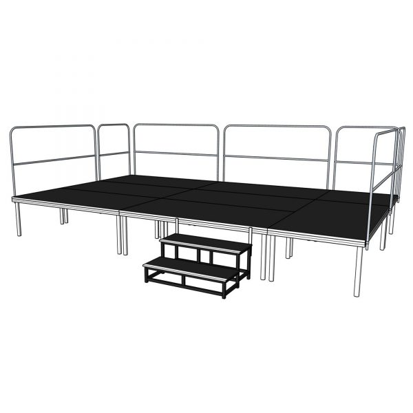 stage deck