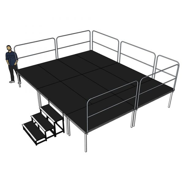 portable stage uk