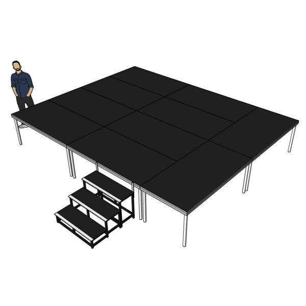 modular stage platform