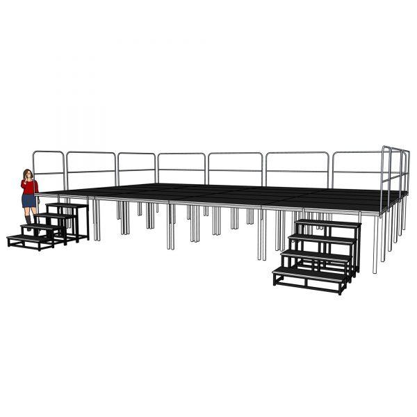 stage decks