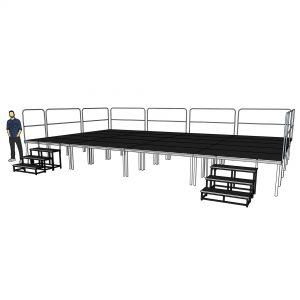 modular stage